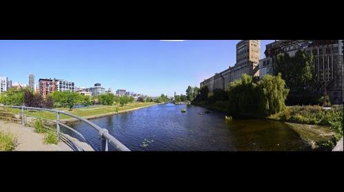 Vieux-Port_Silo 5_Canal Lachine