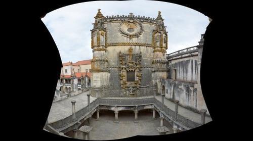 Janela Convento de Cristo