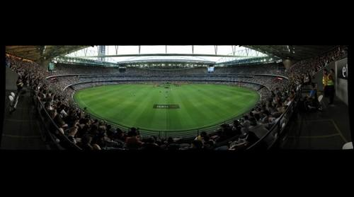 NAB Cup Round 2 Collingwood V Richmond