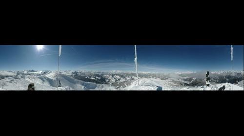 Griesenkareck 360 panorama
