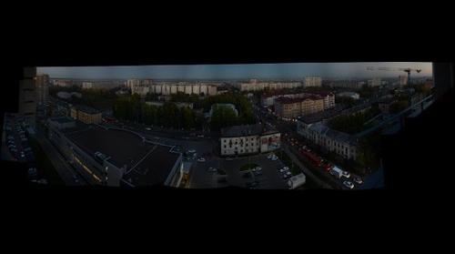 Kazan, Maksimova street
