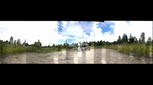 360View-Cyberforest Maeyama satelitte network station point
