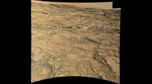 Mars, sol 1000