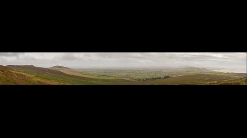 Llyn Peninsula from Yr Eifl