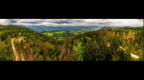 Hohewand, Austria, 2015