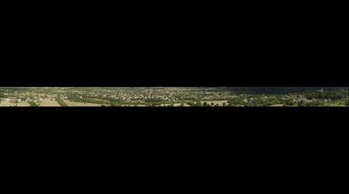 Pogled s kamenoloma u Jelenskom Vrhu - nova verzija