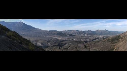 Mount Saint Helens mudflow