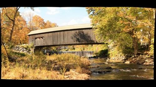 Covered Bridge, Green River.