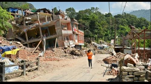 Structural damage, 2015 Nepal-Gorkha Earthquake