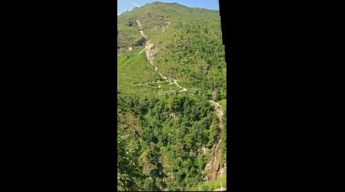 Landslide, 2015 Nepal-Gorkha Earthquake