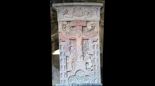 Khachkar or Cross Stone