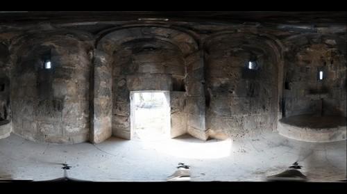 Nunnery Interior 360