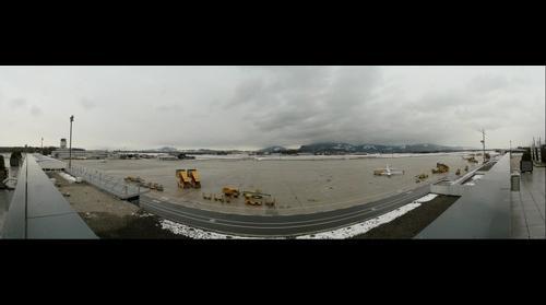 Salzburg main apron panorama