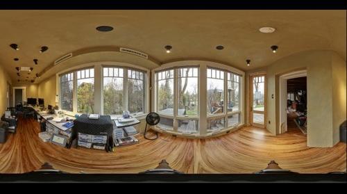 Office Interior - 360 degree image