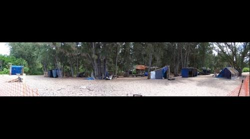 LOST Beach set
