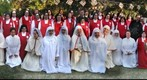 50th anniversary of Sisters of Adoration of Cotija, Michoacan