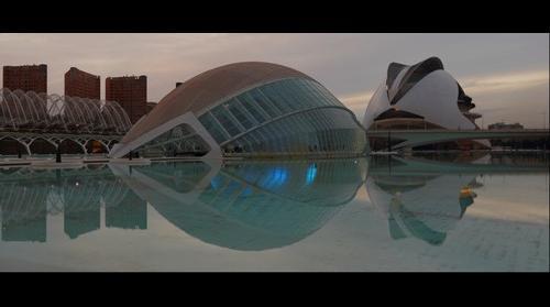 Hemisferic y Palacio de las Artes de Valencia