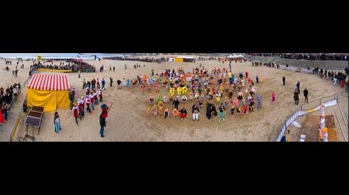 Carnavalsduik '09   Blankenberge