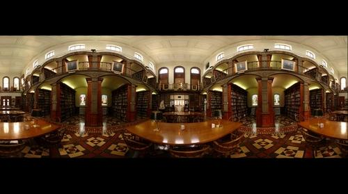 whereRU: Inside Gardner Sage Library