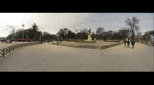 Stefan cel Mare si Sfint, Moldova, Chisinau