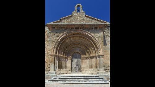 Portalada de Santa Maria de Cubells