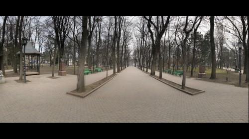 Aleia Clasicilor, Chisinau, Moldova