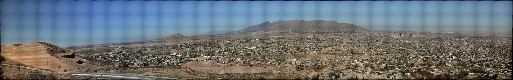 Paso del Norte- El Paso and Ciudad Juarez