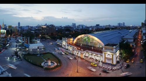 The Bangkok Station