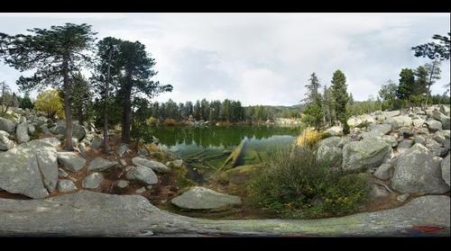 Estany de l'Orri / Lago del Orri / Orri lake