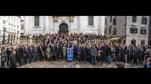 25. godišnjica HDZ-a Dubrovnik 2014.