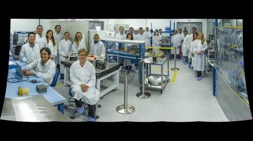 JPL's CubeSat Clean Room is a Factory for the Smallest Spacecraft