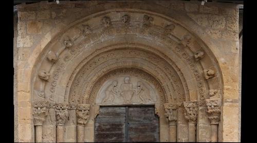West portal Sevignacq-Theze