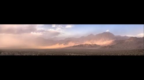 Sandstorm Valley