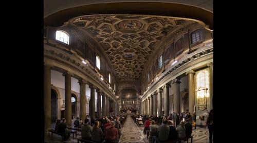 Santa Maria in Trastevere -Rome