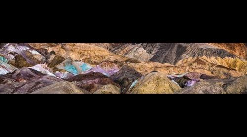 Artists Palette - Death Valley