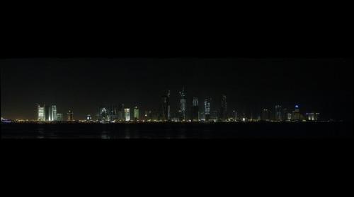 Qatar's Sky Line