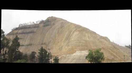 La Mana quarry
