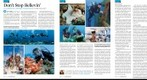 Odyssey Expeditions Sport Diver Article &quot;&#39;Don&#39;t Stop Believin&quot;, April 2009 by Claire Caillouet