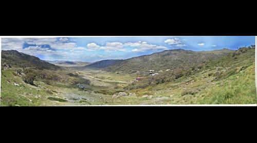Charlotte's Pass, Kosciusko National Park, NSW Australia
