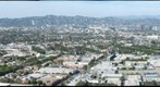 Daytime Los Angeles Basin from a hill in Culver City