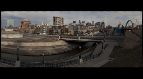 Confluence Park, Denver, Colorado (late afternoon) 2