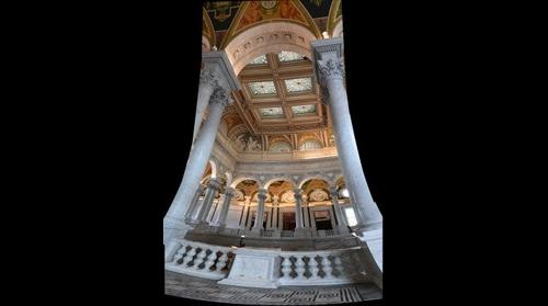 Thomas Jefferson Building - Library of Congress - Pinnacle of Beaux Arts Architecture