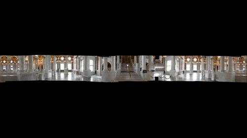Pinnacle of Beaux Arts Architecture - 360-Degree Panorama - Library of Congress - Thomas Jefferson Building