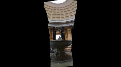 Mercury Fountain - Rotunda of National Gallery of Art - Washington, D.C.