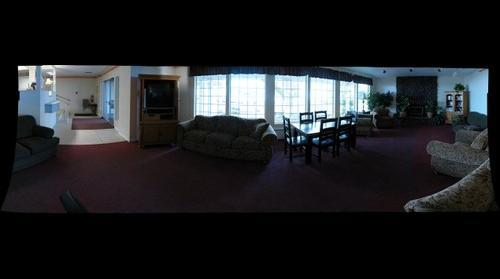 UCA Girl's Dorm Lobby