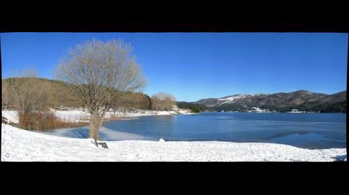 CALABRIA - Lorica (CS) - Lago
