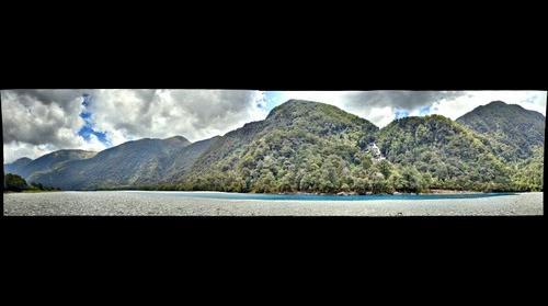 Roaring Billy Falls, New Zealand