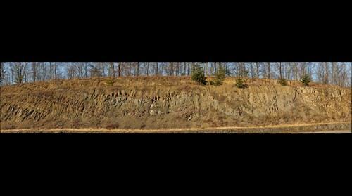 Hampshire Formation, Corridor H, West Virginia