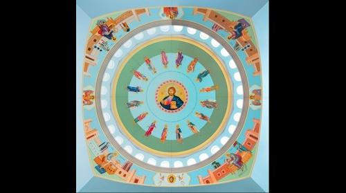 St Nicholas Antiochian Orthodox | Pantocrator - Grand Rapids, MI