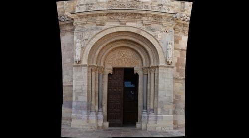 Puerta del Cordero, San Isidoro, Leon